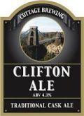Cottage Clifton Ale - Bitter