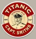 Titanic Captain Smiths