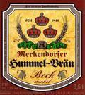 Hummel-Bräu Bock Dunkel
