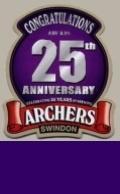 Archers 25th Anniversary Ale