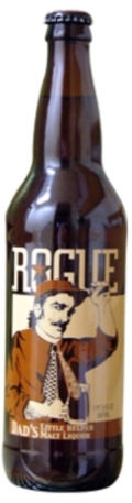 Rogue Dad's Little Helper Malt Liquor