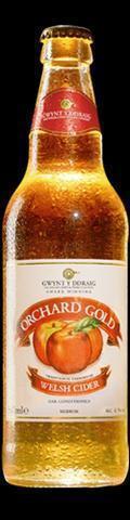 Gwynt y Ddraig Orchard Gold (Bottle)