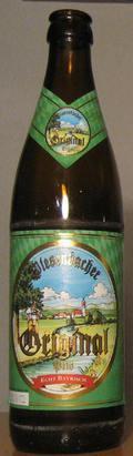 Wiesenbacher Original Pils - Pilsener