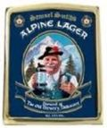 Samuel Smiths Alpine Lager (4.5%) - Pale Lager