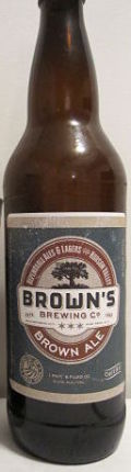 Brown's Brown Ale