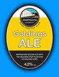 Saltaire Goldings Ale