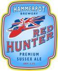 Hammerpot Red Hunter