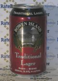 Bowen Island Traditional Lager