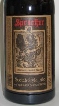 Sprecher Bourbon Barrel Scotch Style Ale
