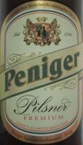 Peniger Pilsner Premium - Pilsener