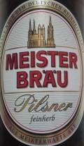GSM Meister Br�u Pilsner - Pilsener