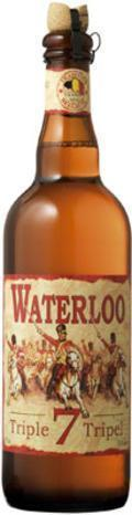 Waterloo Tripel 7 Blonde