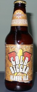 Ale Asylum Gold Digger Blonde Ale - Golden Ale/Blond Ale
