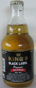 Kings Black Label Premium Pilsner