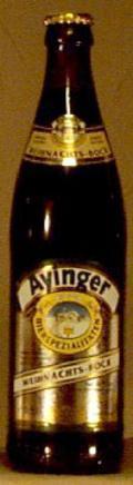 Ayinger Weihnachts-Bock