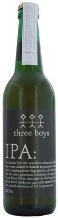 Three Boys IPA