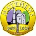 Matthews Davy Lamp