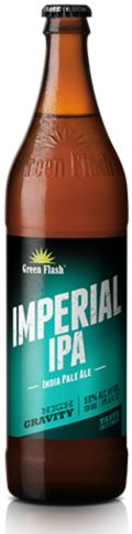 Green Flash Imperial IPA - Imperial IPA