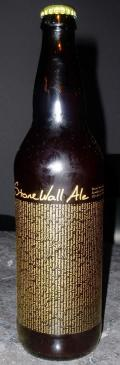 StoneWall Ale - Barley Wine