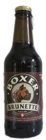 Boxer Brunette - Dunkel/Tmav�
