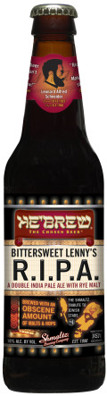 He�Brew Bittersweet Lenny�s R.I.P.A.