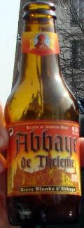 Abbaye de Theleme - Belgian Ale