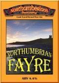 Northumberland Northumbrian Fayre - Bitter