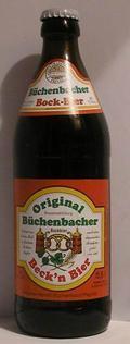 Herold B�chenbacher Bock-Bier - Dunkler Bock