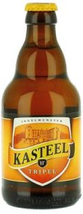 Kasteelbier Tripel Blonde 11%