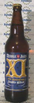 Middle Ages 11th Anniversary Double Wheat