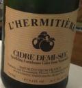 L�Hermiti�re Cidre Demi-Sec