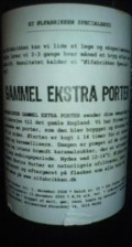 Ølfabrikken Gammel Ekstra Porter
