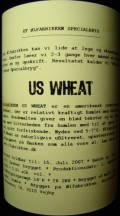 �lfabrikken US Wheat