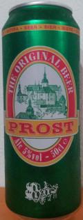 Prost - The Original Beer