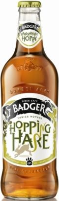 Badger Hopping Hare (Bottle)