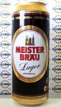 GSM Meister Br�u Lager - Pale Lager