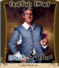 Dogfish Head Black and Blue