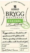 �bro Bryggm�starens F�rsk�l