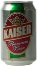 Kaiser Premium Bier - Pilsener