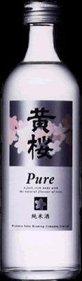 Kizakura Pure Junmai Sake