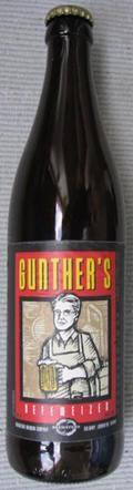 Brewsters Gunthers Hefeweizen