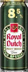 Royal Dutch Post Horn Green 8.5% Extra Strong