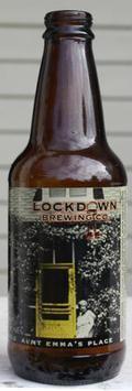 Lockdown Aunt Emmas Blonde Ale
