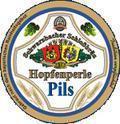 Schwarzbacher Hopfenperle Pils