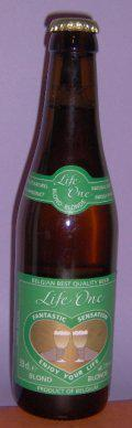 Verhaeghe Life One - Belgian Strong Ale