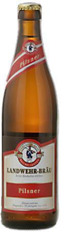 Landwehr-Br�u Pilsner