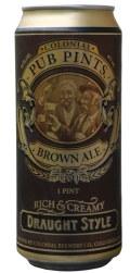 Colonial Pub Pints Brown Ale - Brown Ale