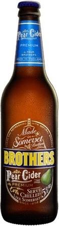 Brothers Pear Cider Premium