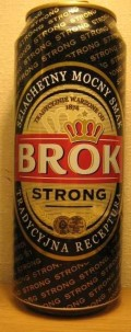 Brok Strong - Imperial Pils/Strong Pale Lager