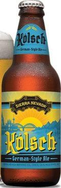 Sierra Nevada Kolsch Style Ale - K�lsch